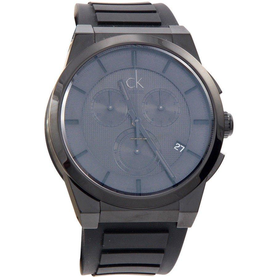 ck Calvin Klein Dart Mens Watch K2s374d1 Black Dial Rubber Strap eladó 39  377 Ft Seller státuszú eladótól a Chrono24-en 5bc2e1f746