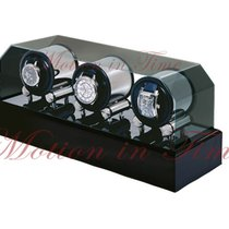 Orbita Futura Programmable Collection 3 Watch Winder - Black...