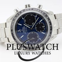 Omega Speedmaster Racing Co-Axial Chronograph Blue Dial 40mm T