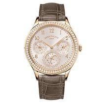 Patek Philippe Ladies Perpetual Calendar Rose Gold 7140R-001