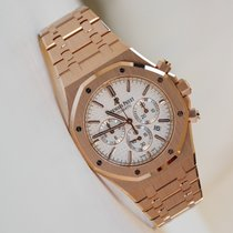 Audemars Piguet Royal Oak Chronograph 41mm Rose Gold Watch