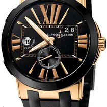 Ulysse Nardin Executive Dual Time 246-00-3-42