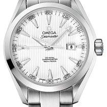 Omega Aqua Terra Ladies Automatic 34mm 231.10.34.20.04.001