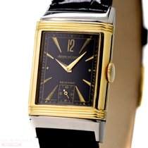 Jaeger-LeCoultre Vintage Reverso 18k Yellow Gold /Stainless...