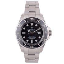 Rolex Pre-Owned Stainless Steel Sea-Dweller Deepsea 116660...