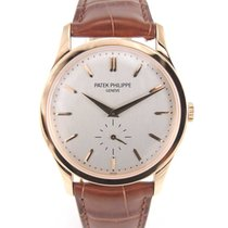 Patek Philippe Calatrava 5196 R-001 with Papers