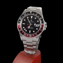 Rolex Oyster Perpetual Gmt-Master II Steel