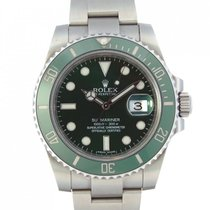 Rolex Submariner Green Hulk 116610LV