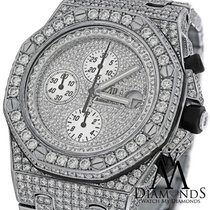 オーデマ・ピゲ (Audemars Piguet) Full Diamonds  Royal Oak Offshore...