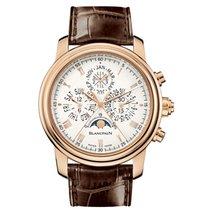 Blancpain Le Brassus Perpetual Calendar Split Seconds Chronograph
