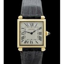 Cartier - Tank Obus Ref.16302 - 18.K.Gelbgold - Quartz - AAW