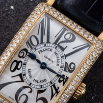 Franck Muller Long Island Diamonds 900 QZ D
