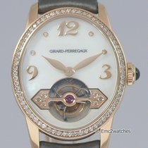 Girard Perregaux Cat's Eye Tourbillon with Gold Bridge 99490