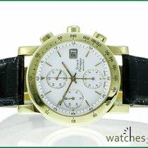 Girard Perregaux GP 7000 Chronograph 18 kt Gold Cal 800-014