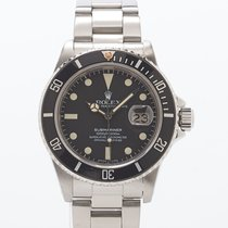 Rolex Submariner Ref. 16800 Box & Papers Matte Dial