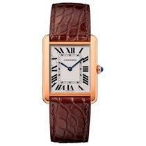 Cartier Tank Solo Quartz Ladies Watch Ref W5200025