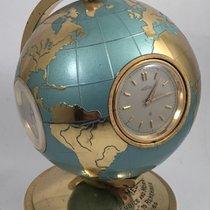 Angelus 8 DAY Enameled Globe HYGRO THERMONETER BAROMETER 196