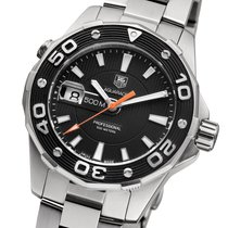 豪雅 (TAG Heuer) Aquaracer Herrenuhr 500m Taucheruhr Quarz...