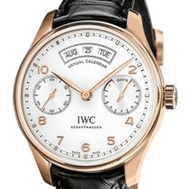 IWC Portuguese Annual Calendar  IW503504 Available