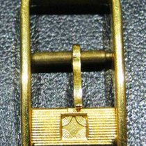 Zenith vintage gold plated  buckle mm 10