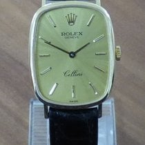 Rolex Cellini 18 k Gold revisioniert