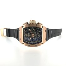 Richard Mille RM011 Ivory Felipe Massa Rose Gold