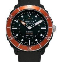 Alpina Smartwatch Collection Seastrong Smartwatch AL-282LBO4V6