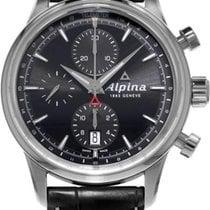 Alpina Geneve Alpiner Chronograph AL-750B4E6 Herren Automatikc...
