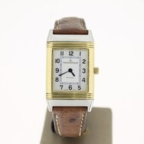 Jaeger-LeCoultre Lady Steel/Gold WithBuckle (B&P2003) 20mm