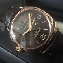 Panerai Radiomir GMT 8 Days Rosegold Special Edition