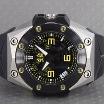 Linde Werdelin Oktopus II Double Date Titanium Limited Edition