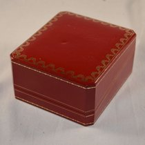 Cartier Uhrenbox Must De Cartier  Rarität Watch Case Uhren Box 13