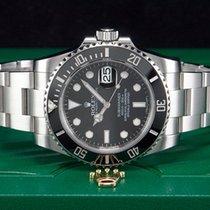 Rolex Submariner Date Stahl/Keramik Referenz 116610LN  NEUWERTIG