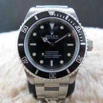 Rolex 2006 ROLEX SUBMARINER 14060M 4 LINERS BLACK BEZEL (INNER...