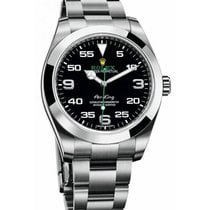 Rolex Air King Stainless Steel Automatic