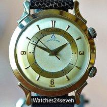 Jaeger-LeCoultre Vintage Wrist Alarm Art Deco Fancy Lugs, 14...