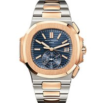 Patek Philippe 5980/1AR-001 - Stainless Steel and Rose Gold -...