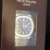 百達翡麗 (Patek Philippe) 5711/1A Steel Jumbo Nautilus Blue Dial...