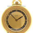 Patek Philippe 18k yellow gold pocketwatch
