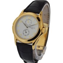 Patek Philippe 5134J Travel Time 5134J - Yellow Gold on Strap...