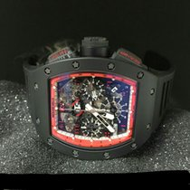 리차드밀 (Richard Mille) RM 011 RM11 Flyback Chronograph Midnight...