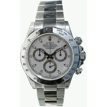 Rolex Daytona 116520 Stainless Steel Perfect Mint Condition...