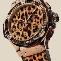 Hublot Big Bang 41 MM Big Bang 41mm Leopard Gold