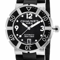 Chaumet Paris  36 mm  W.R.100m Automatic Sapphire Swiss made