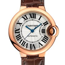 Cartier Ballon Bleu 33mm Rose Gold