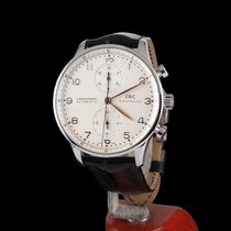 IWC Portuguese Chronograph Steel Automatic