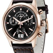 Zeno-Watch Basel -Watch Herrenuhr - Gentleman Chronograph Big...