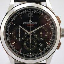 Jaeger-LeCoultre Master Chronograph mit Box und Papieren ASTON...