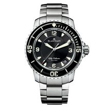 Blancpain Sport Automatique Fifty Fathoms - 5015-1130-71