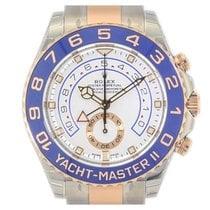 Rolex Yacht-Master II Steel & Rose Gold 116681
